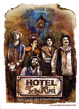 Affiche Tchikini