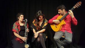 Messejana Trio Profil
