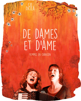 Affiche De Dames et D'Ame