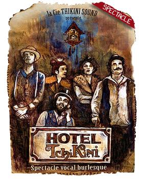 Affiche Hotel Tchikini