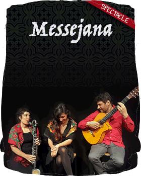 Affiche Messejana